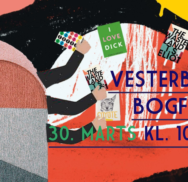 Vesterbro Bogfest 2019